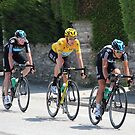 Wiggins and Team Sky - Tour de France 2012 by MelTho