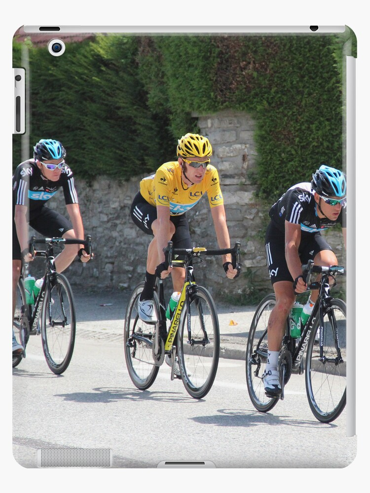 Wiggins and Team Sky - Tour de France 2012 by MelTho