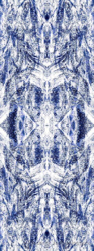 Digital Abstract # 5 by Frederick James Norman