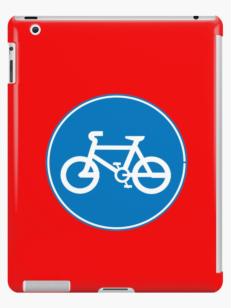 Cycle - iPad Case by MelTho