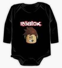 Roblox Character Head One Piece - Long Sleeve