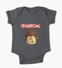 Roblox Character Head One Piece - Short Sleeve