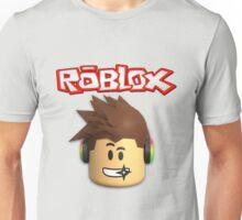 Roblox Character Head Unisex T-Shirt