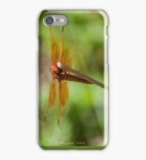 Neon Skimmer iPhone Case/Skin