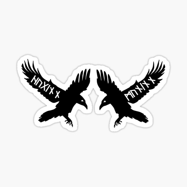 VIKING Blood Eagle vinyl Decal