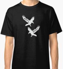 Huginn and Muninn Classic T-Shirt