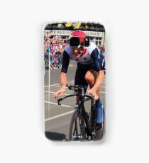 Bradley Wiggins - Olympic Time Trial Samsung Galaxy Case/Skin