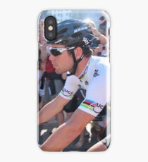 Mark Cavendish World Champion iPhone Case/Skin