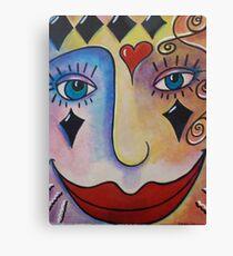 Frivolous Canvas Print