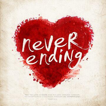 never ending love by dallasd