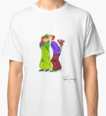 Molly and Arthur Weasley Classic T-Shirt