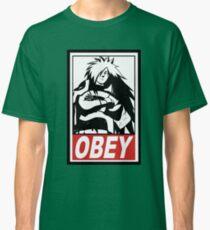 OBEY Madara Uchiha  Classic T-Shirt