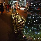 Le Touquet Christmas Lights - Boulevard by seymourpics
