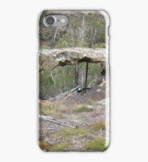 Rock Arch Heathy Hills Nature Reserve Tas iPhone Case/Skin