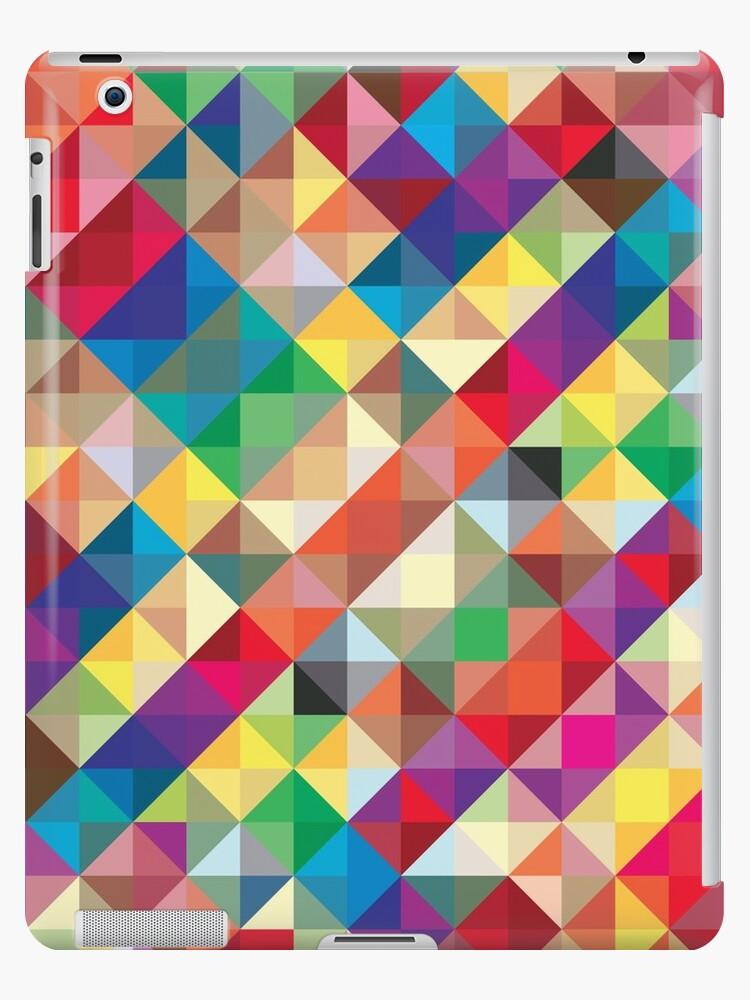 Colored Boxes by Alex Eldridge