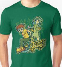 Scott Radio!! Slim Fit T-Shirt