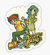 Scott Radio!! Sticker