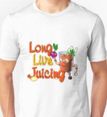 Long live Juicing by Valxart  Unisex T-Shirt