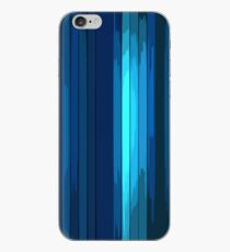 Cool Blue Cladding  iPhone Case