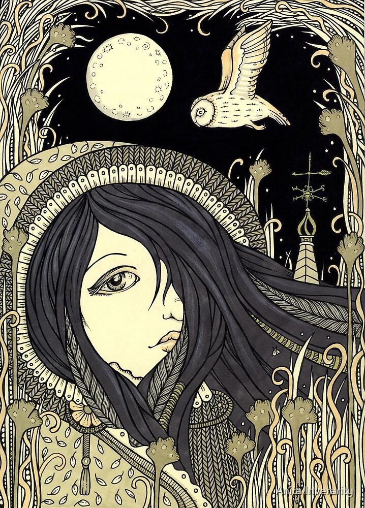 Ciara by Anita Inverarity