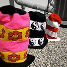 3 Hats on a Roof by Jami Cakes