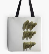 Quilted Firearms  Tote Bag