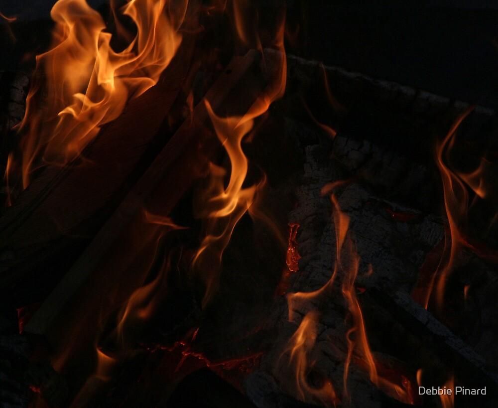 Fire! by Debbie Pinard