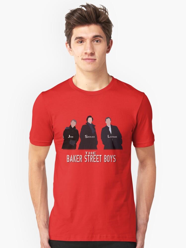 The Baker Street Boys by Laurynsworld