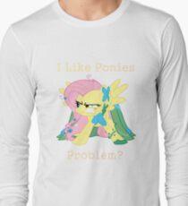 Fluttershy Problem T-Shirt