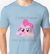 Pinkie Problem Unisex T-Shirt