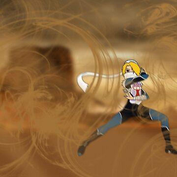 Legend of Zelda - Requiem of Spirit by PantherLilyz
