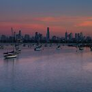 Melbourne by Timo Balk