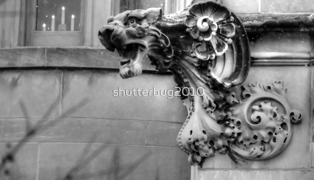 Turnblad Mansion Gargoyle by shutterbug2010