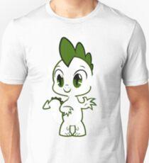 Minimal Spike Unisex T-Shirt