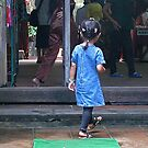 Hoi An child by geof