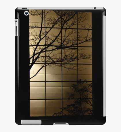 Perfect Silhouette  iPad Case/Skin