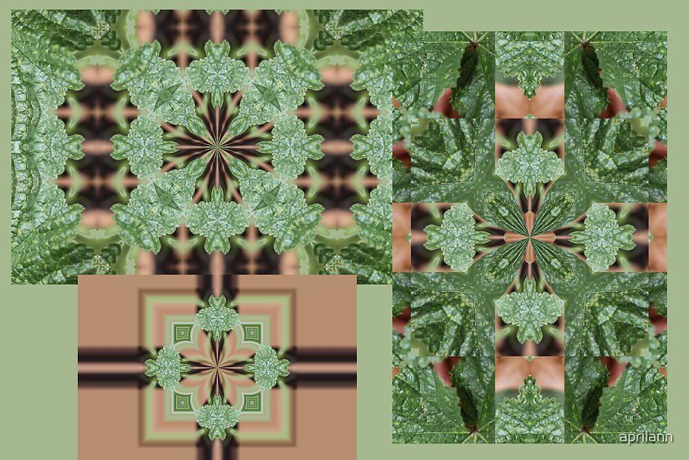 Going Green by aprilann