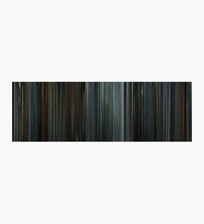 Moviebarcode: Total Recall (2012) Photographic Print