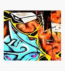 CCTV - Melbourne Graffiti - Street Art Photographic Print