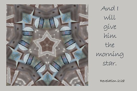. . .the morning star by aprilann