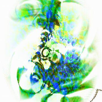 Green luck by HeiSchenkArena