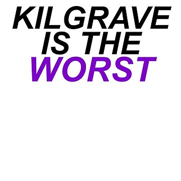 kilgrave is the worst by firestonegal