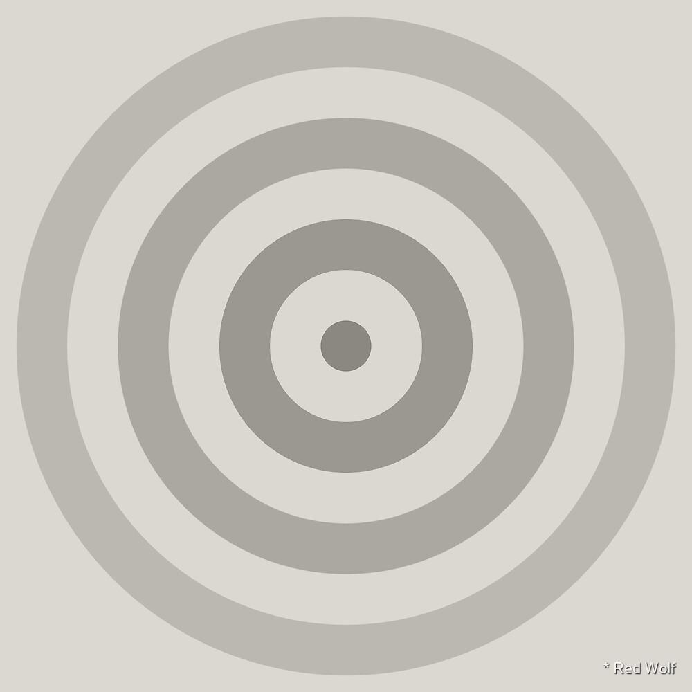 Geometric Pattern: Rondel: Portland by * Red Wolf