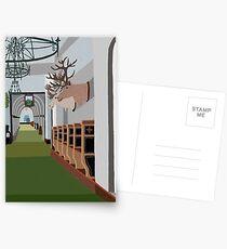 Chateau Lake Louise Postcards