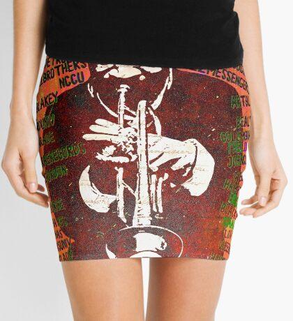 History of Byrd - Part 1 Mini Skirt
