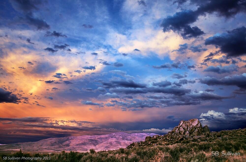 Confused Sunrise by SB  Sullivan