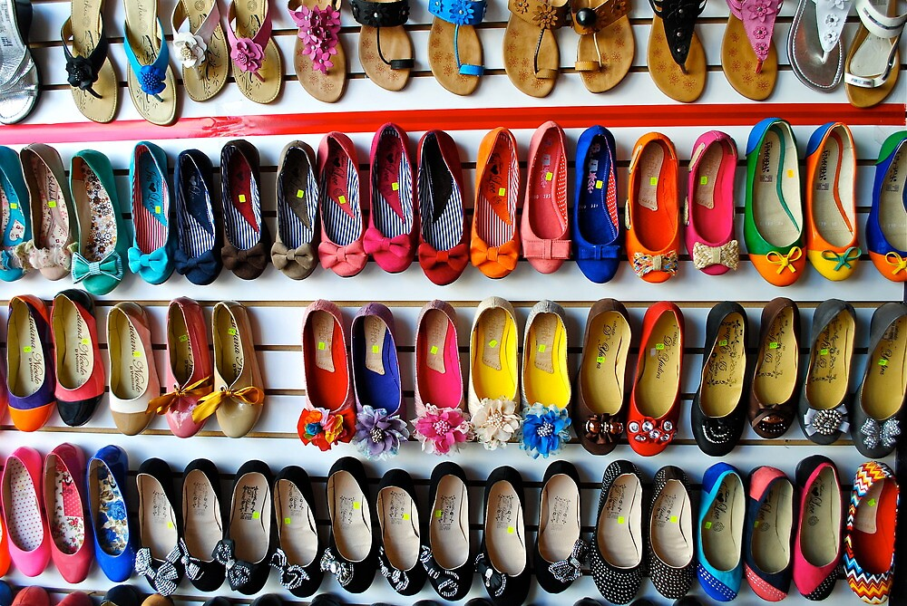 shoes by richard  webb
