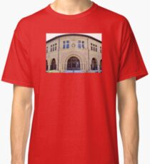 Stanford University History Building Classic T-Shirt