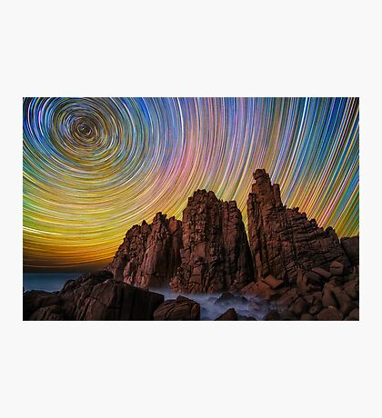 Pinnacles Photographic Print