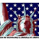 Liberty, responsibility by neonunchaku
